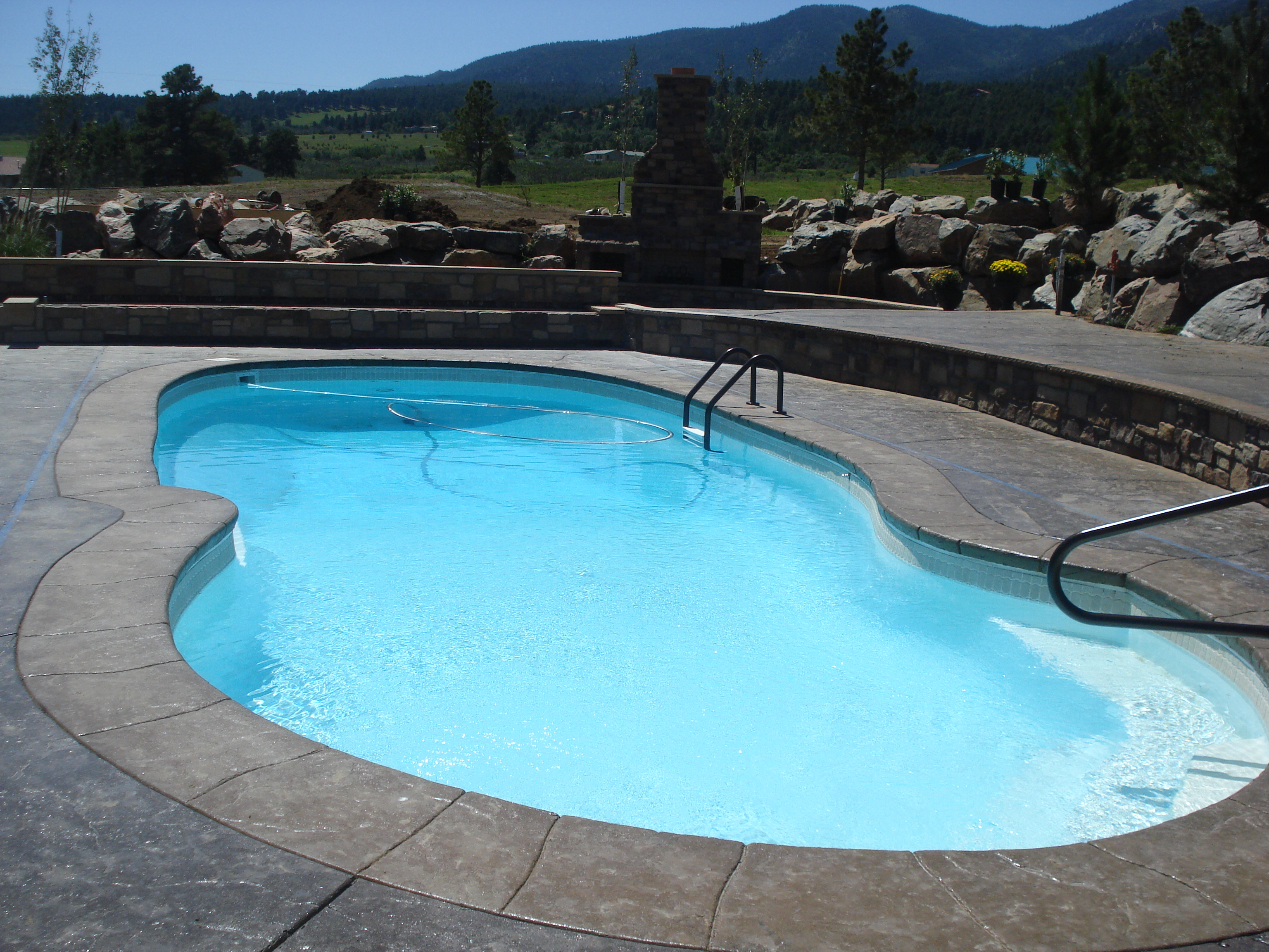 Inground Swimming Pools San Juan Pools Of Colorado